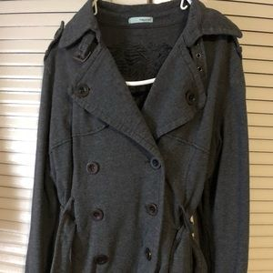 Maurice's Cotton Peacoat Jacket